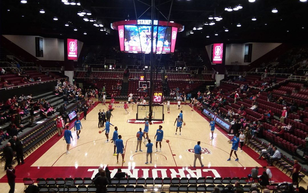 Roscoe Maples Pavilion – Stanford Cardinal