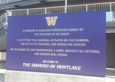 Husky Ballpark - Welcome to the Diamond on Montlake