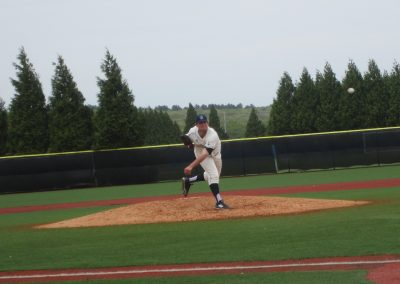 Delivering the Pitch at Bill Beck Field