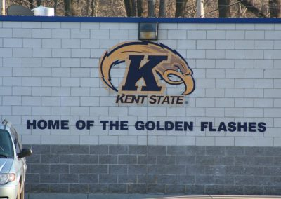 Kent State - Home of the Golden Flashes