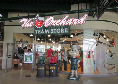 The Orchard Team Store at Parkview Field