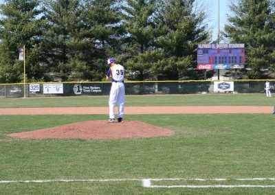Alfred D Boyer Stadium - Home of the Western Illinois Leathernecks