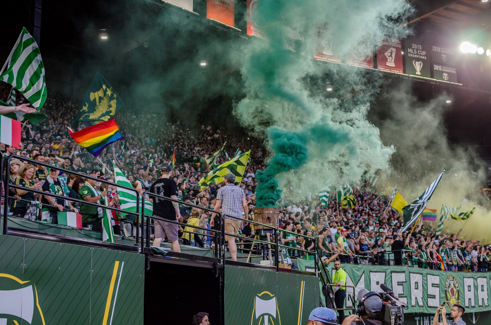 Providence park portland timbers seating