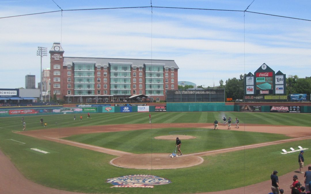 Northeast Delta Dental Stadium – New Hampshire Fisher Cats