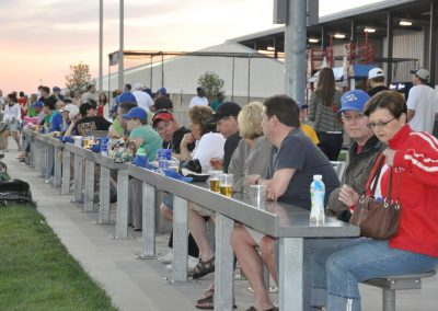 Downdraught Bar at Werner Park