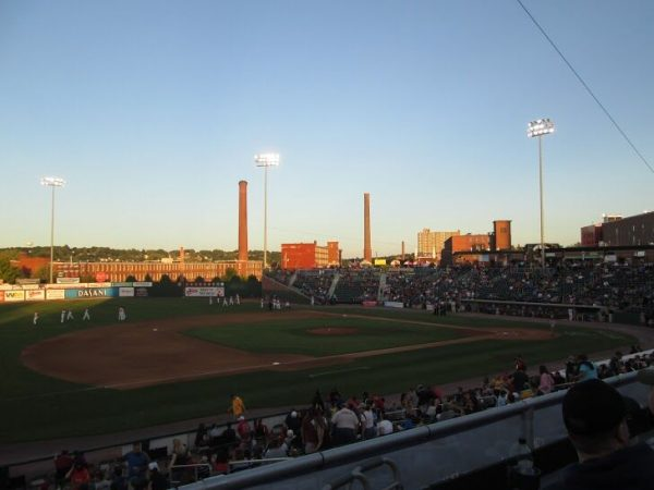 Edward A LeLacheur Park, Home of the Lowell Spinners