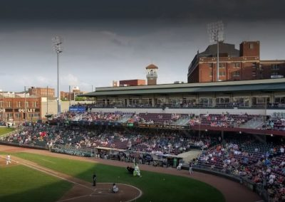Fifth Third Field Grandstand