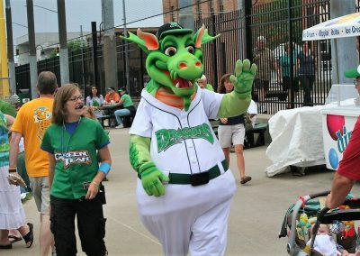 Fifth Third Field Mascot