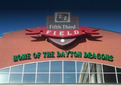Fifth Third Field Entrance