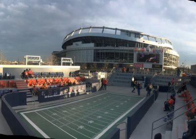 Broncos Stadium at Mile High, View inside Mile High Monument