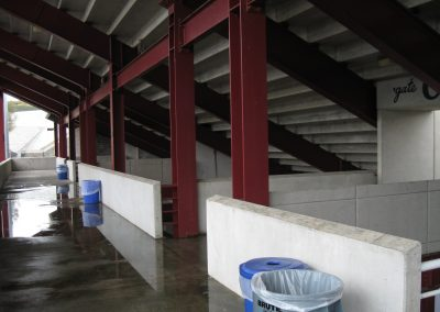 Crown Field at Andy Kerr Stadium, Upper Level Concourse