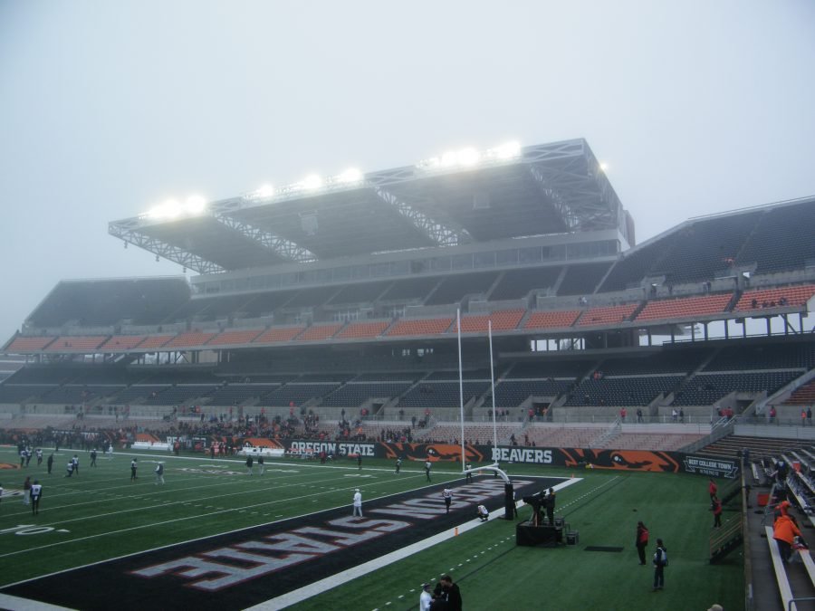 East Side Stands