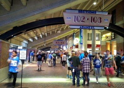 Ford Field Concourse