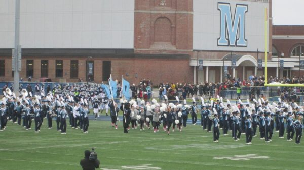 Black Bears Take the Field at Alfond Stadium
