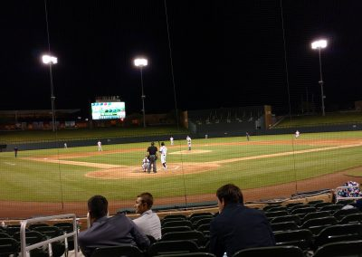 Salt River Fields - Rafters Night Game