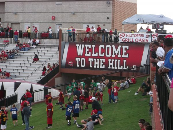 Welcome to the Hill