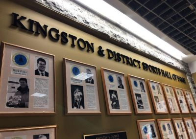 Kingston Sports Hall of Fame