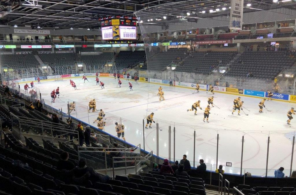 Leon's Centre – Kingston Frontenacs