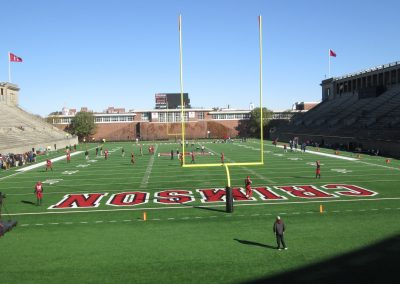View From the Closed End of Harvard Stadium
