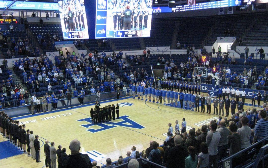 Clune Arena – Air Force Falcons