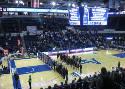 Clune Arena - Toast to the Host