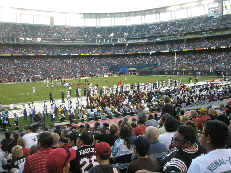 SDCCU Stadium Field Level View