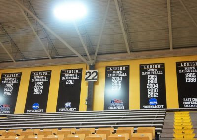 Stabler Arena Banners