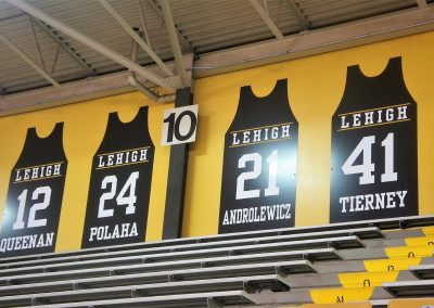 Stabler Arena Retired Numbers