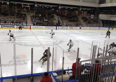 Canisius Game Action at HarborCenter