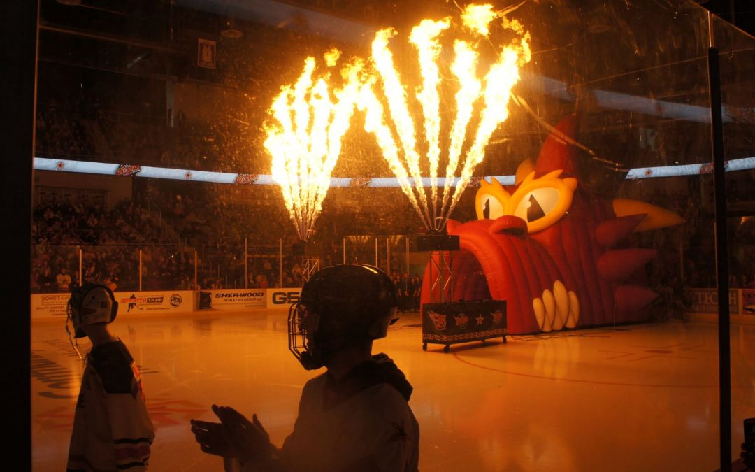 Indiana Farmers Coliseum – Indy Fuel