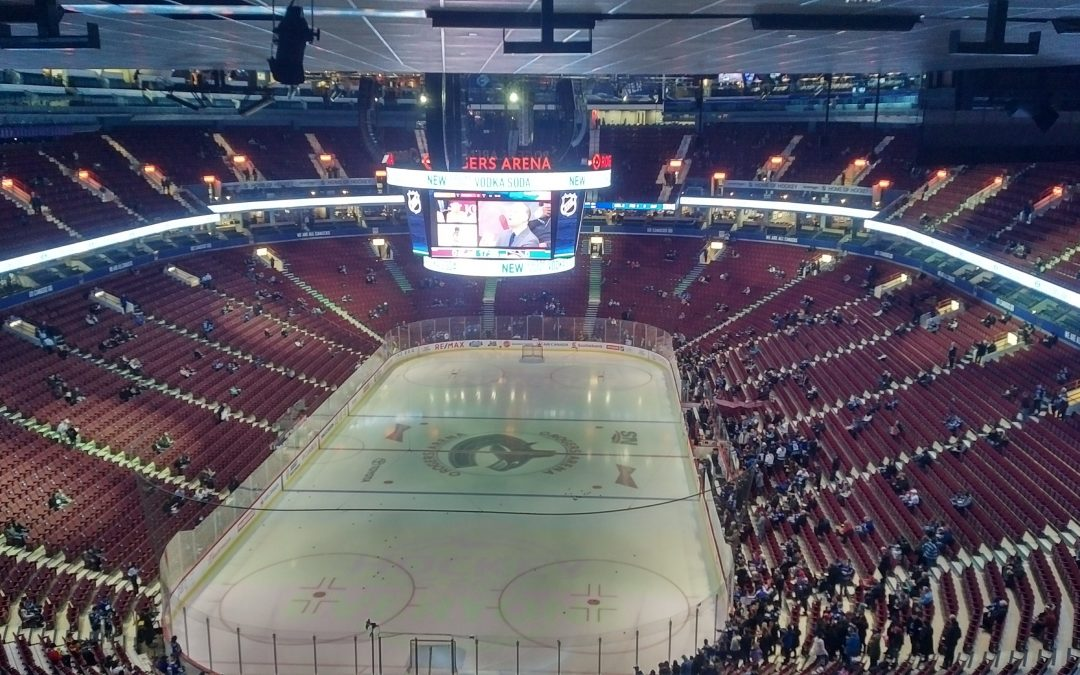 Rogers Arena – Vancouver Canucks
