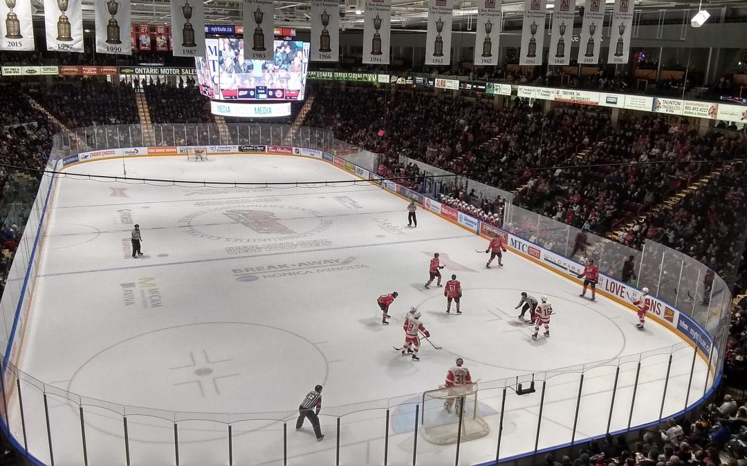 Tribute Communities Centre – Oshawa Generals