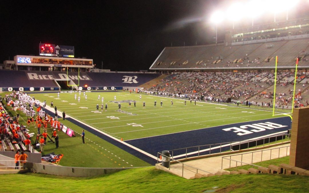Rice Stadium – Rice Owls