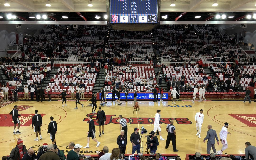 Carnesecca Arena – St. John's Red Storm
