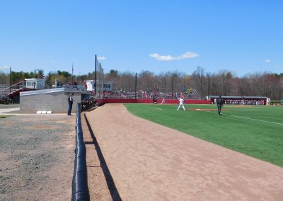 Fiondella Field - View from Right Field Line