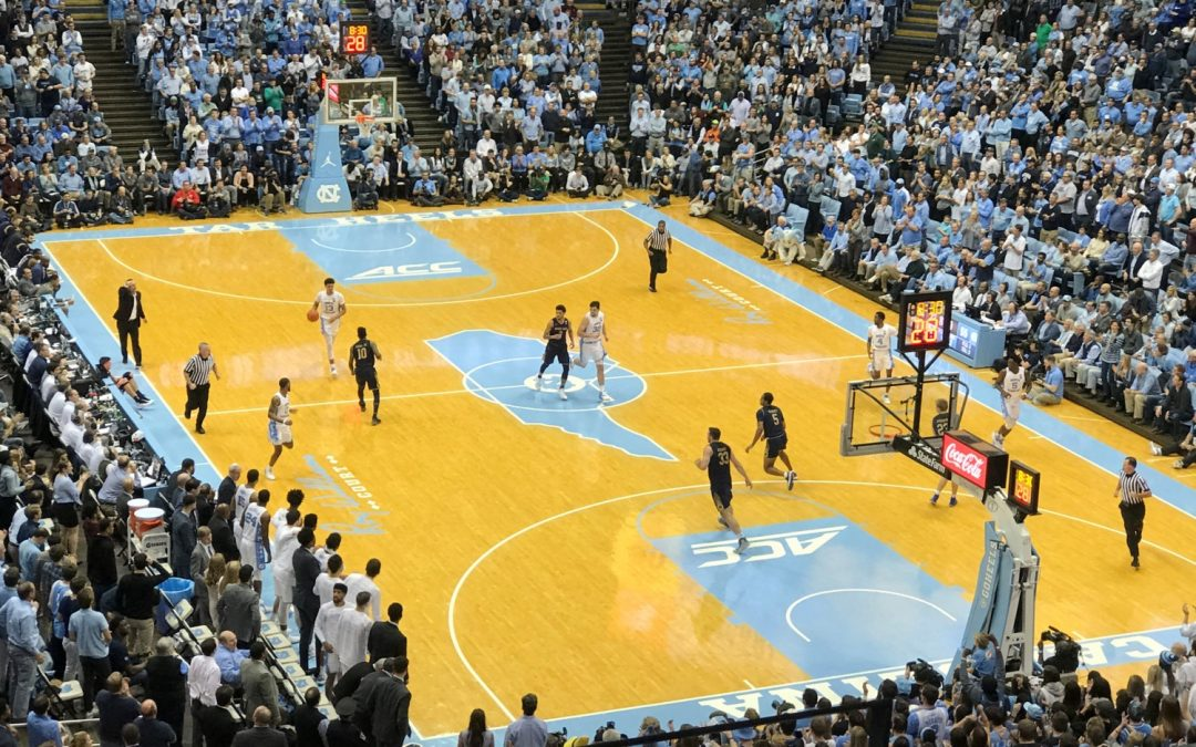 Dean E. Smith Center – North Carolina Tar Heels