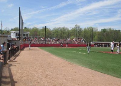 View From Right Field Line at Fiondella Field