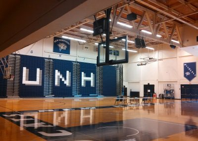 Lundholm Gym Low View