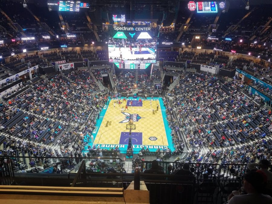 Spectrum Center – Charlotte Hornets | Stadium Journey