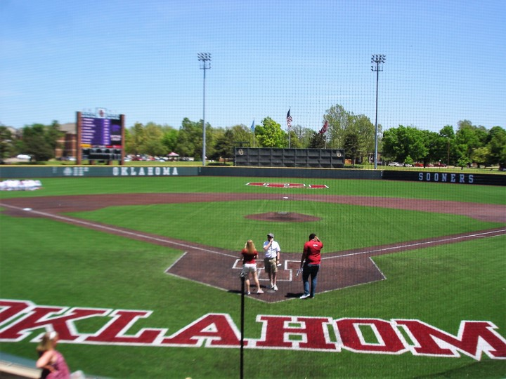 L. Dale Mitchell Park – Oklahoma Sooners