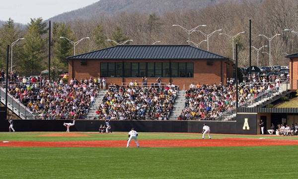 Beaver Field at Jim and Bettie Smith Stadium – Appalachian State Mountaineers
