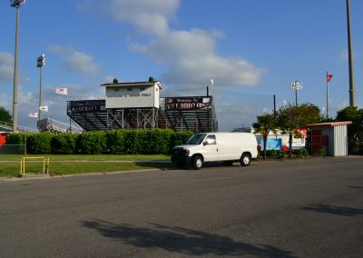 Ray E Didier Field Exterior