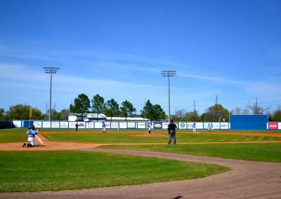 Lee-Hines Field - Infield