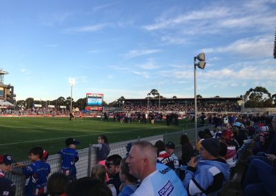 Southern Cross Group Stadium - South End