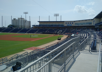 MGM Park Seating Bowl-Left Field