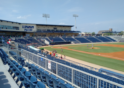 MGM Park Seating Bowl-Right Field