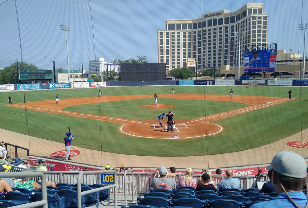 Video Review of MGM Park