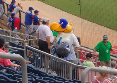 Schooner the Seagull at MGM Park