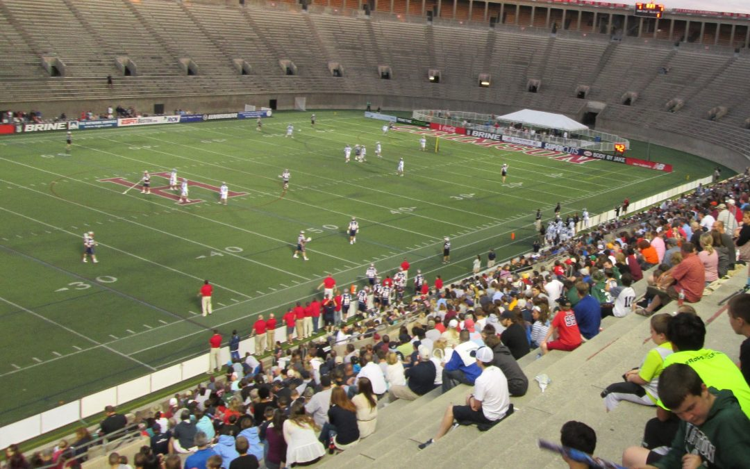 Harvard Stadium – Boston Cannons