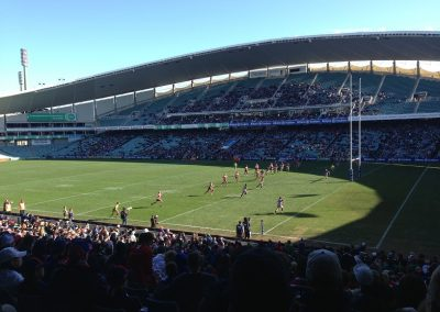 Allianz Stadium, Sydney Roosters in Action